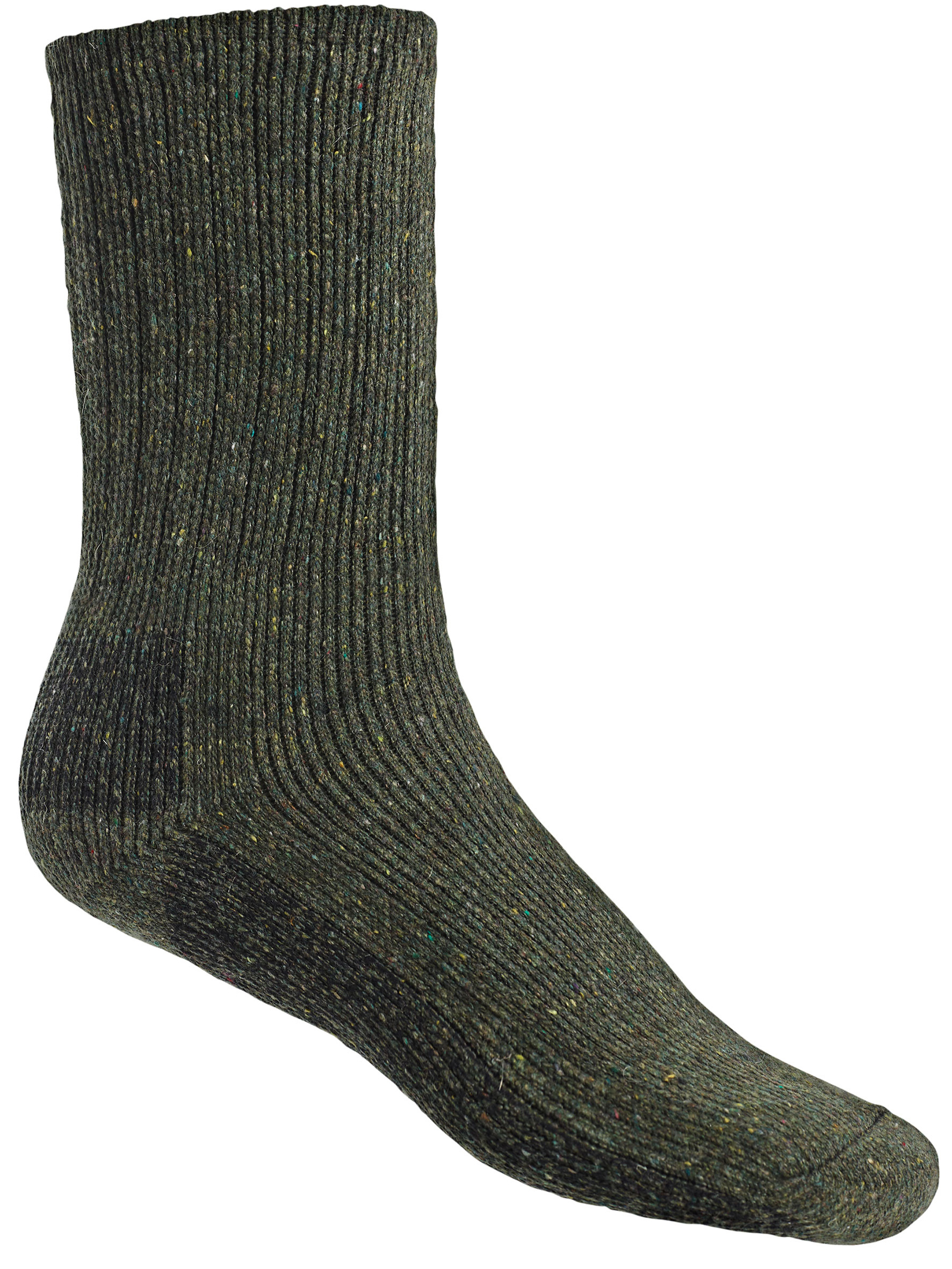 Socka Chevalier Hunter Sock Green
