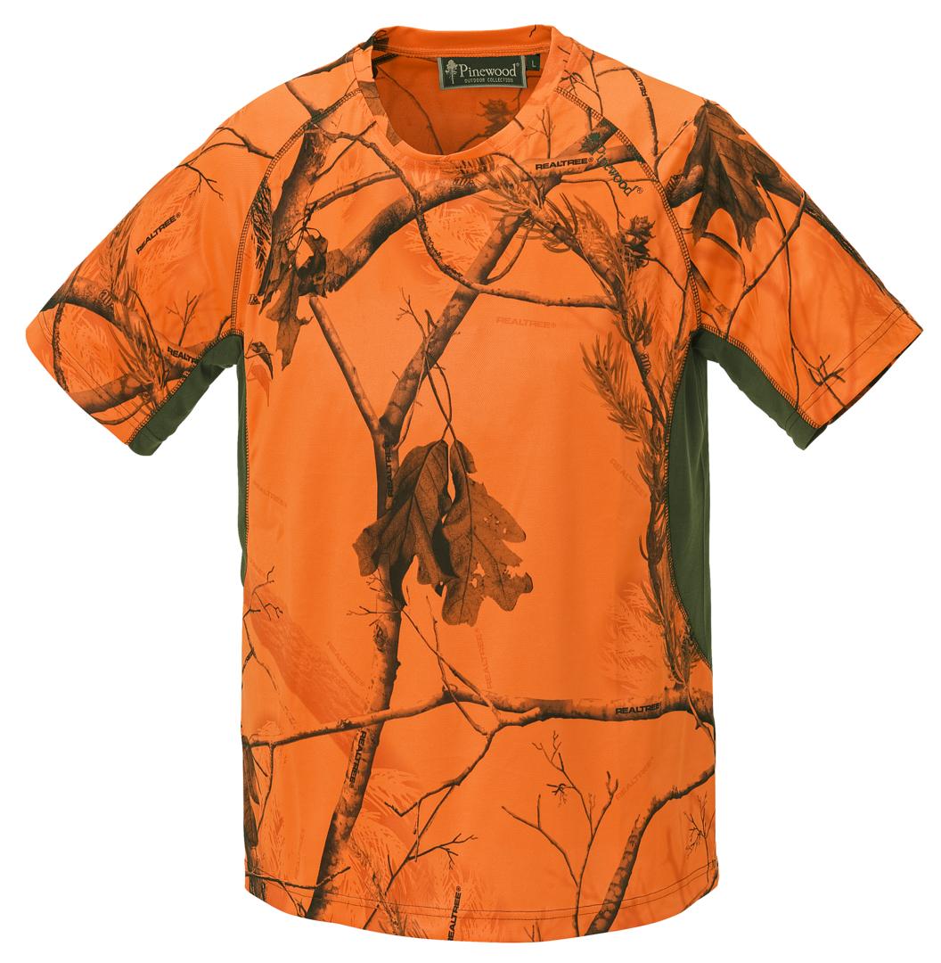 "T-shirt Pinewood Ramsey Coolmax Stl Xxl ""Utförsäljning"""