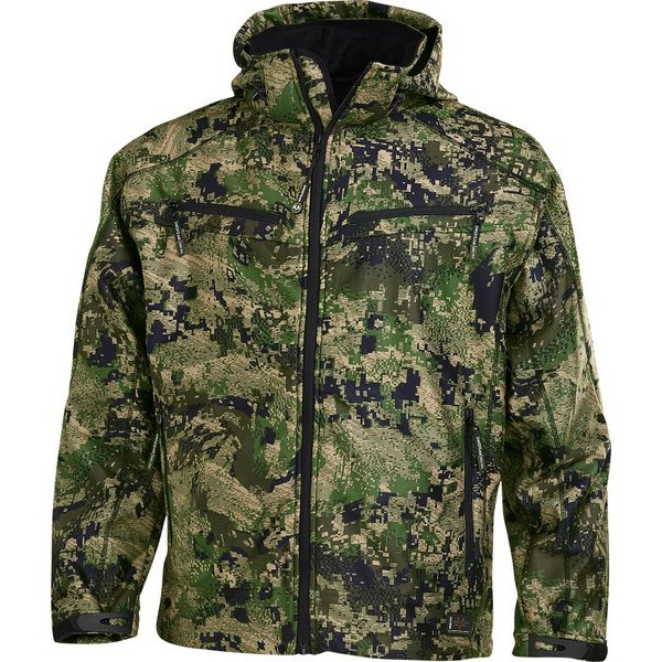Swedteam Jacka OPTIFADE – Windstopper Fleece