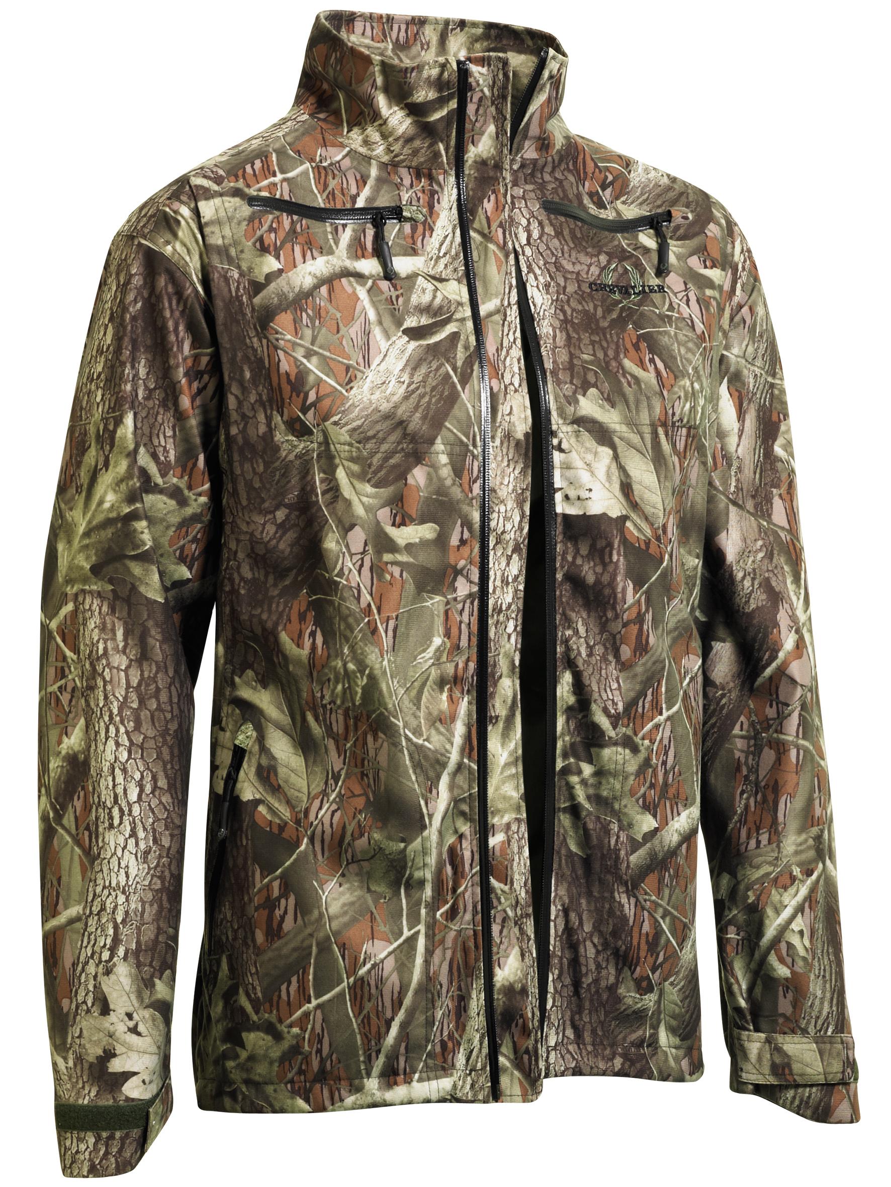 Jacka Chevalier Pointer Camo Coat