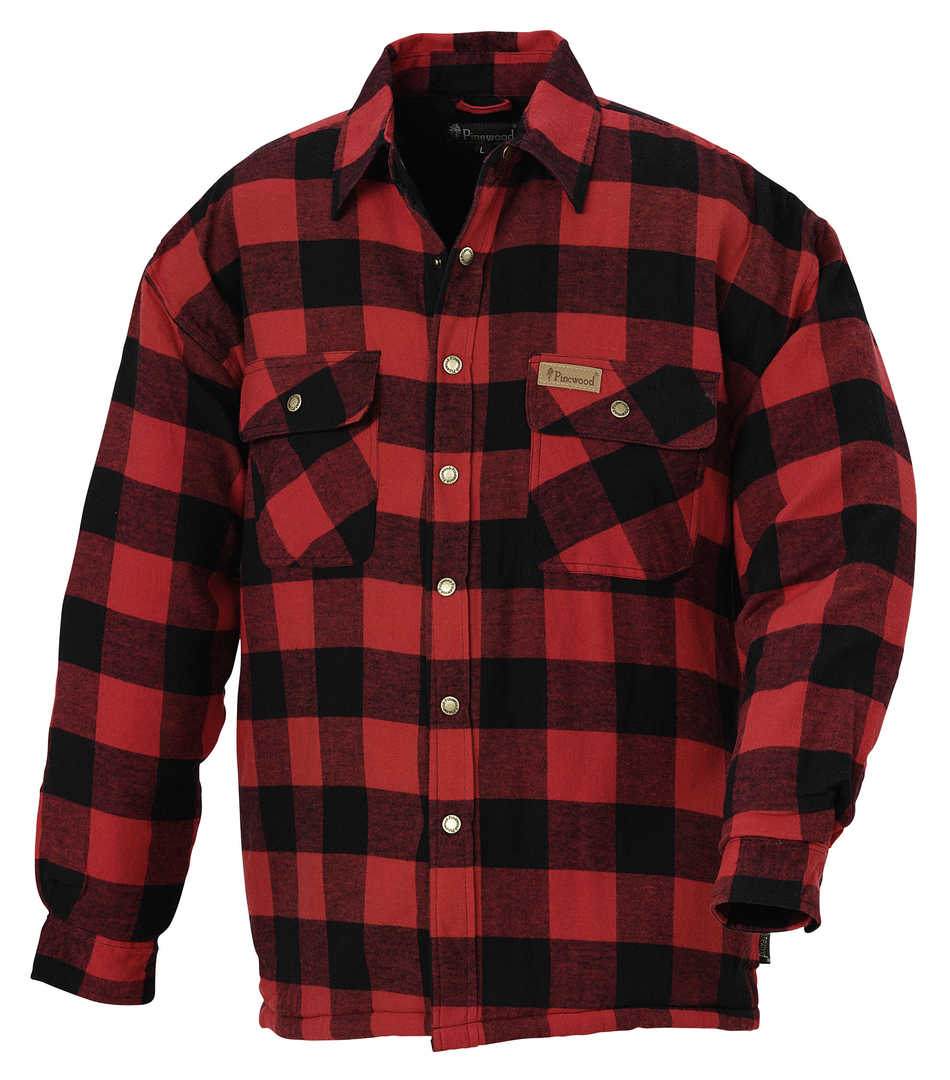 Kanadaskjorta Pinewood Classic
