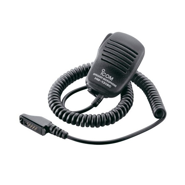 Icom HM-131SC Minimonofon