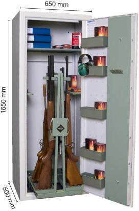 Vapenvagnspaket HL2000 + SSL