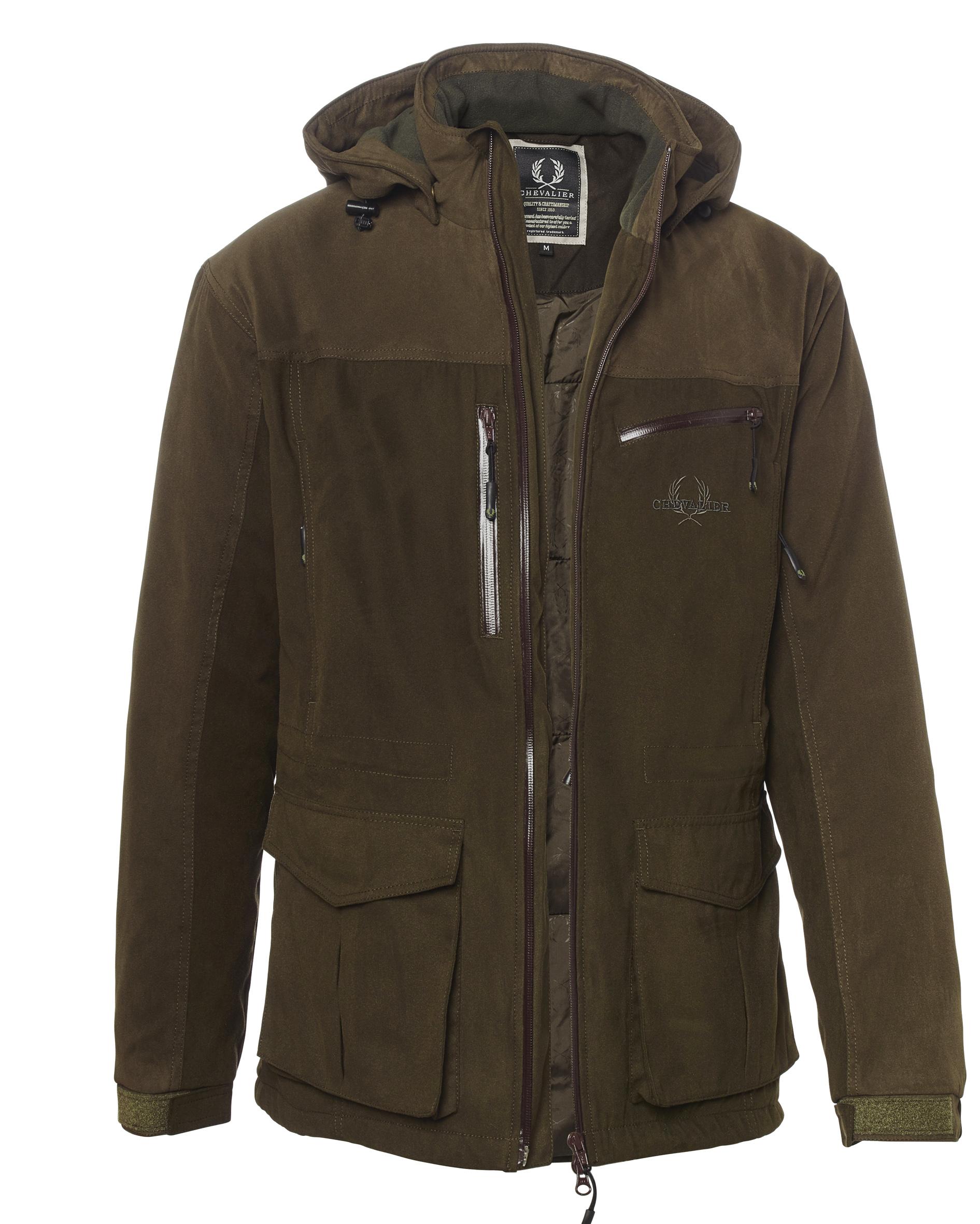 Jacka Chevalier Warwick Classic Coat w Hood