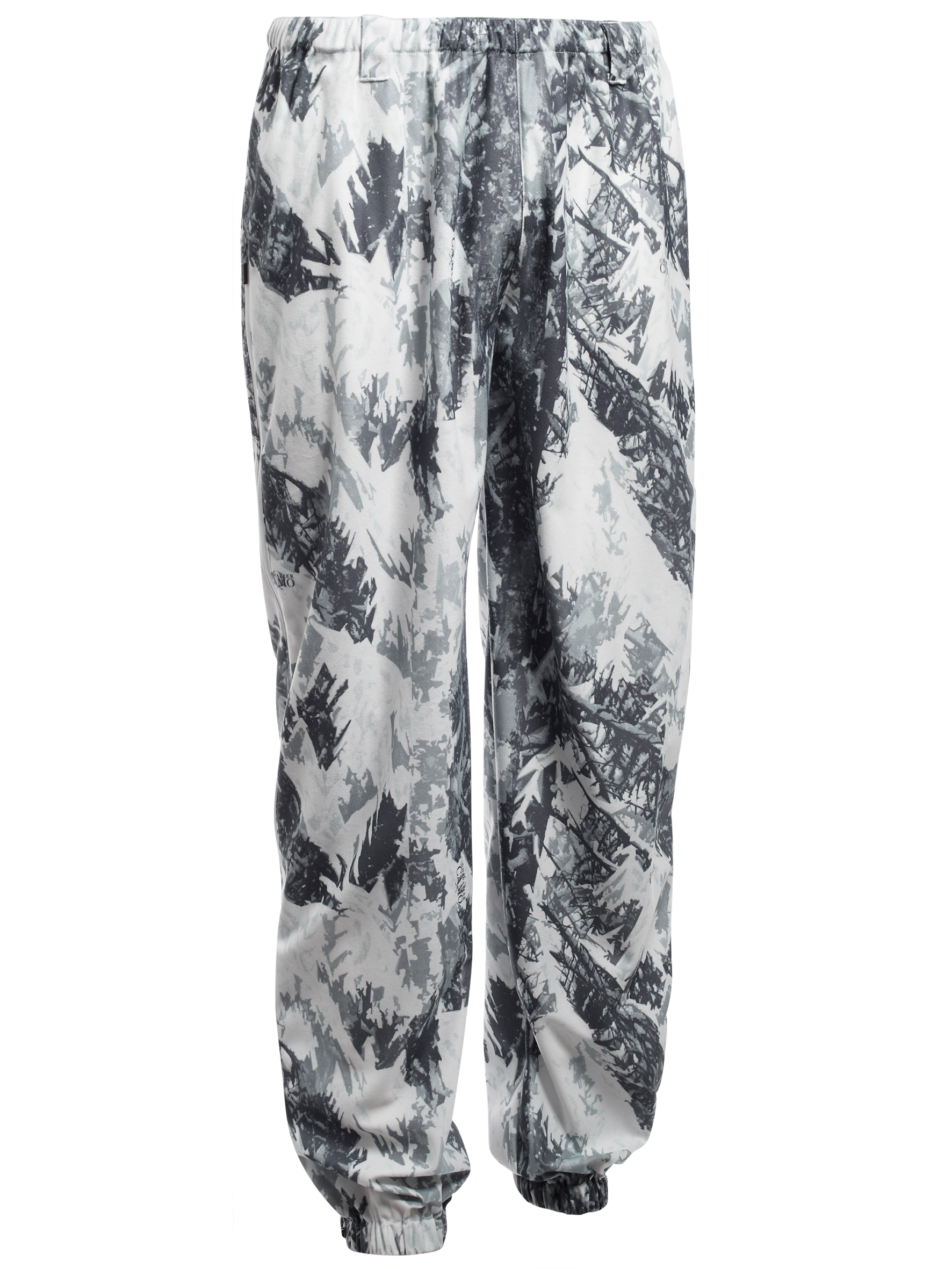 Byxa Chevalier Snow Camo Cover Pant