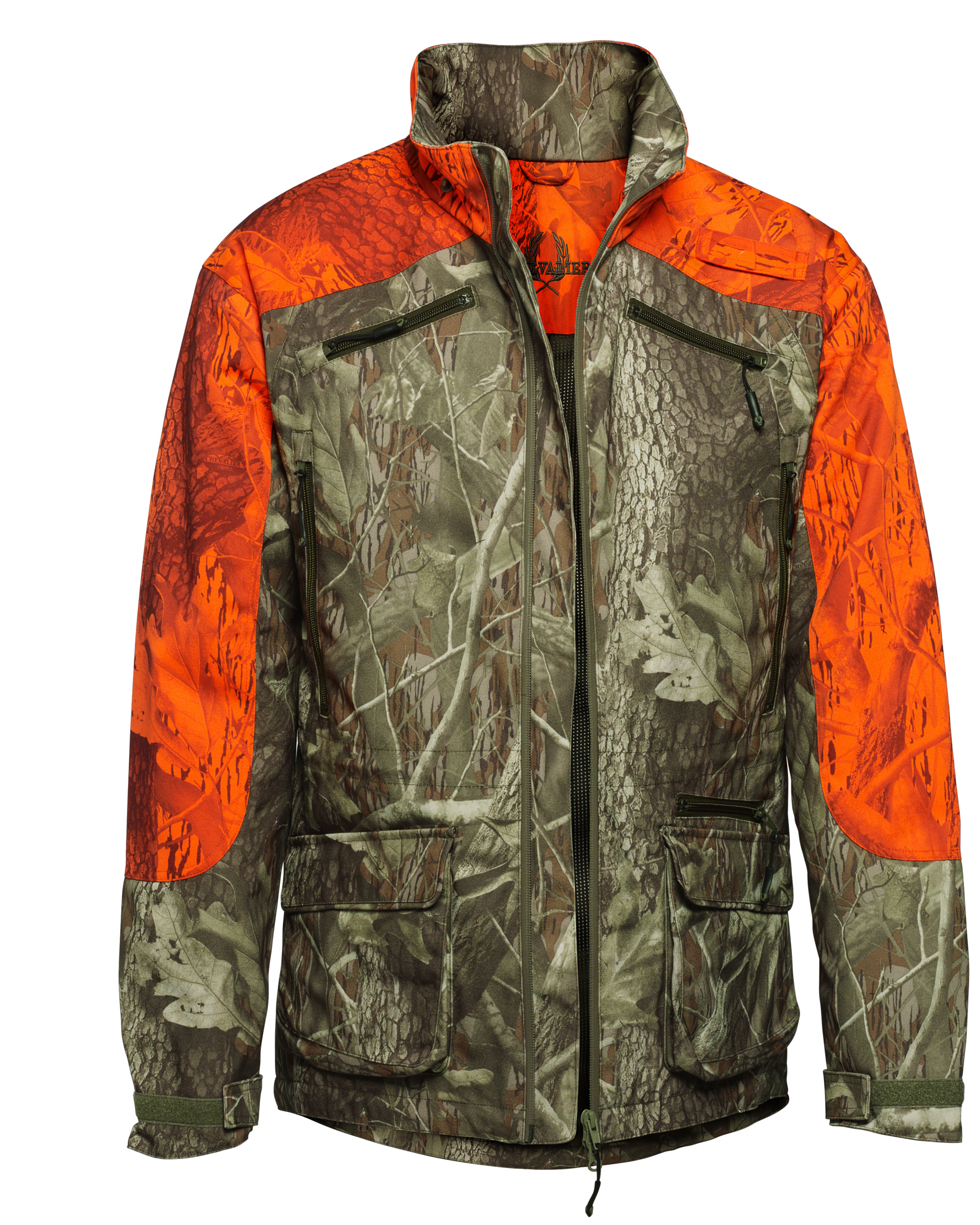 Jacka Chevalier Tracker Camo Coat