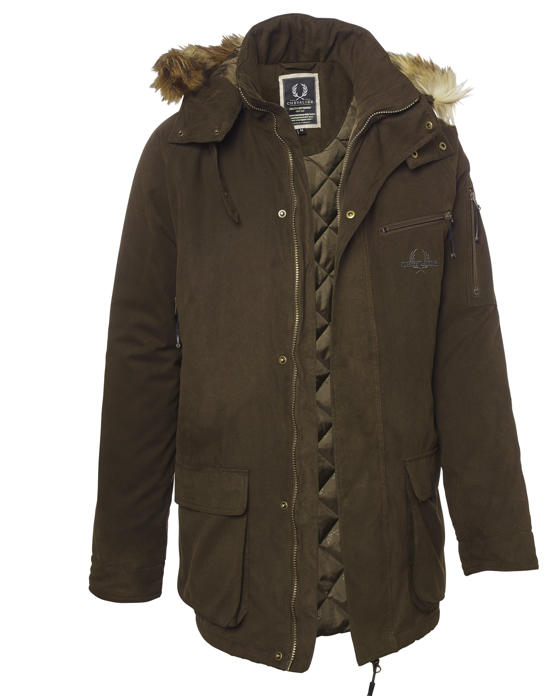 Jacka Chevalier X-Warm Primaloft Coat