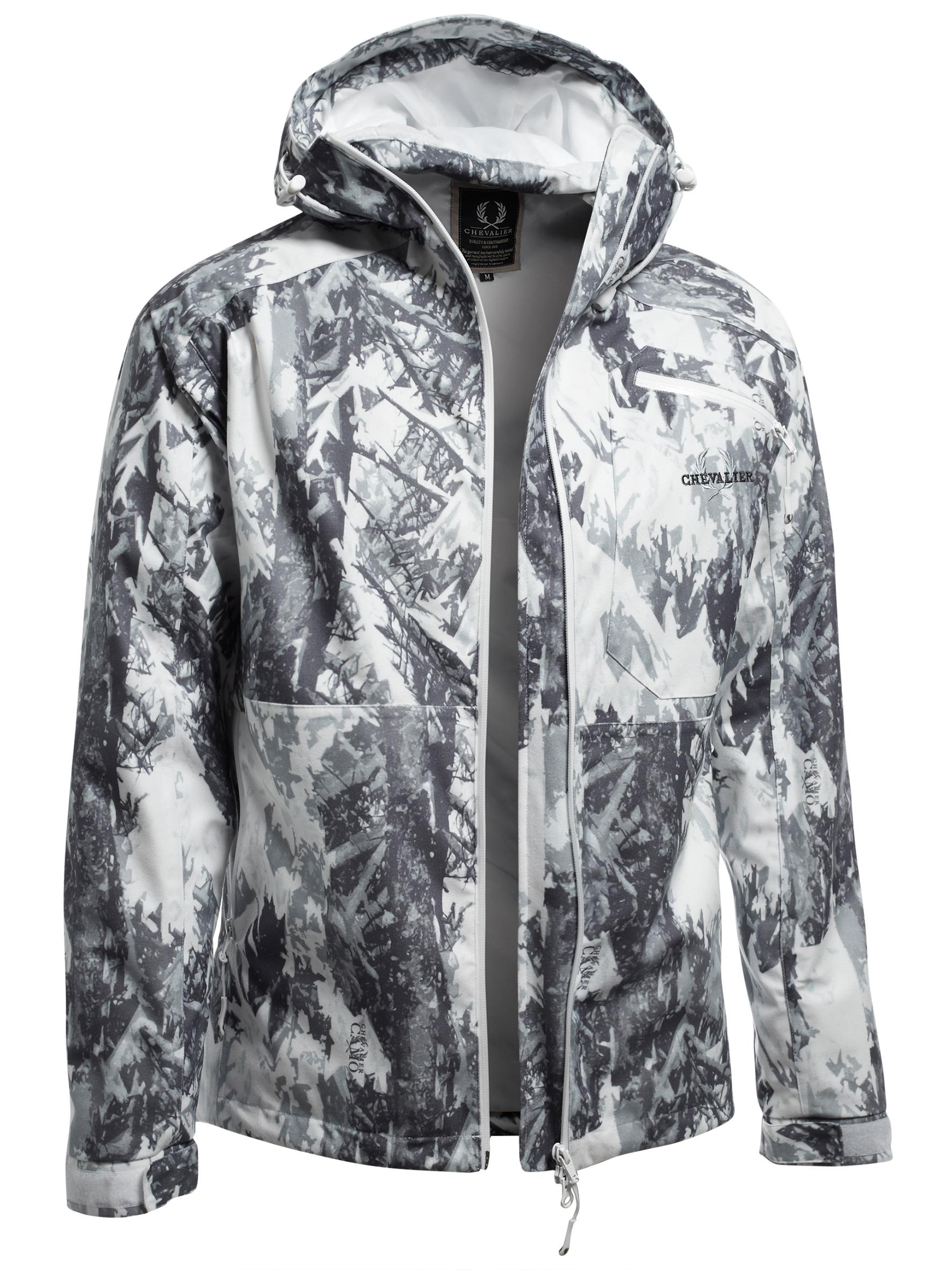 Jacka Chevalier Abisko Camo Coat