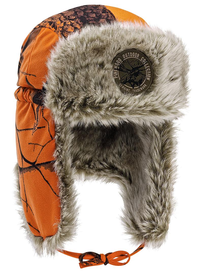 Mössa Pinewood Murmansk Kamouflage Blaze
