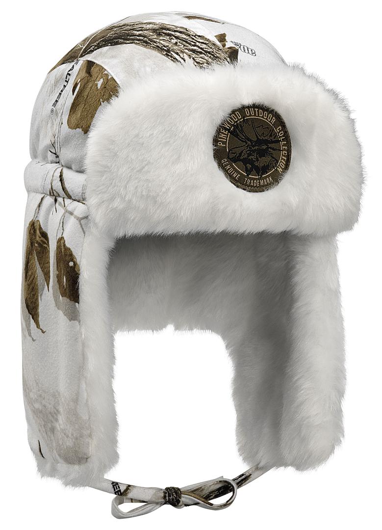 Mössa Pinewood Murmansk Kamouflage White