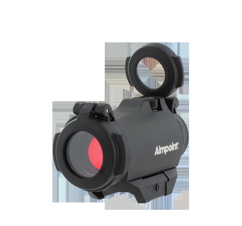 Rödpunktsikte Aimpoint Micro H-2 inkl. (Keps på köpet) PREMIÄR!