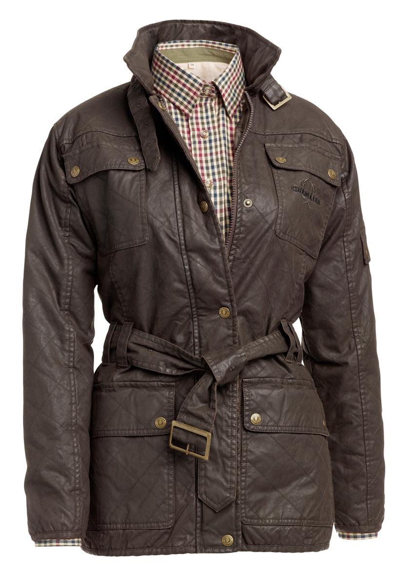 Jacka Chevalier Oiler Quilt Lady Coat