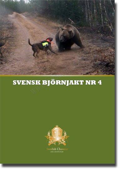 DVD-Film Svensk Björnjakt Nr 4 NYHET