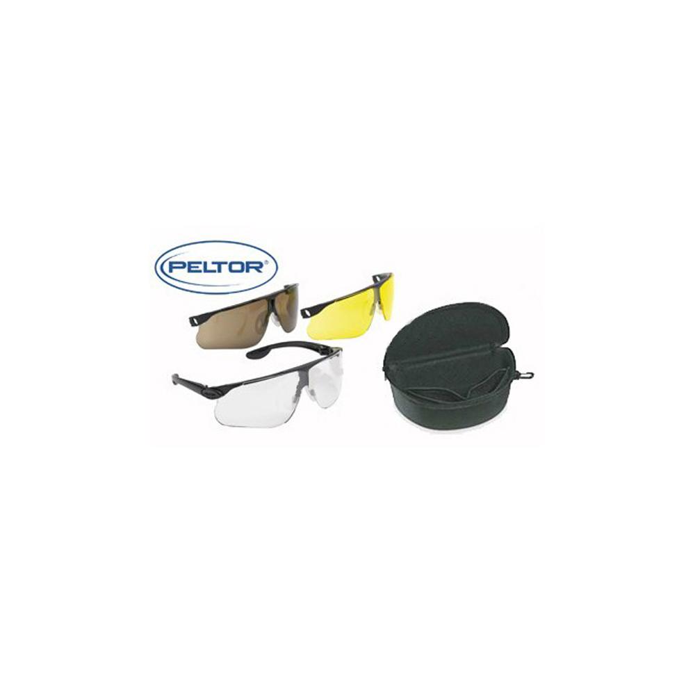 Skytteglasögon Peltor Maxim Ballistic Utility Pack
