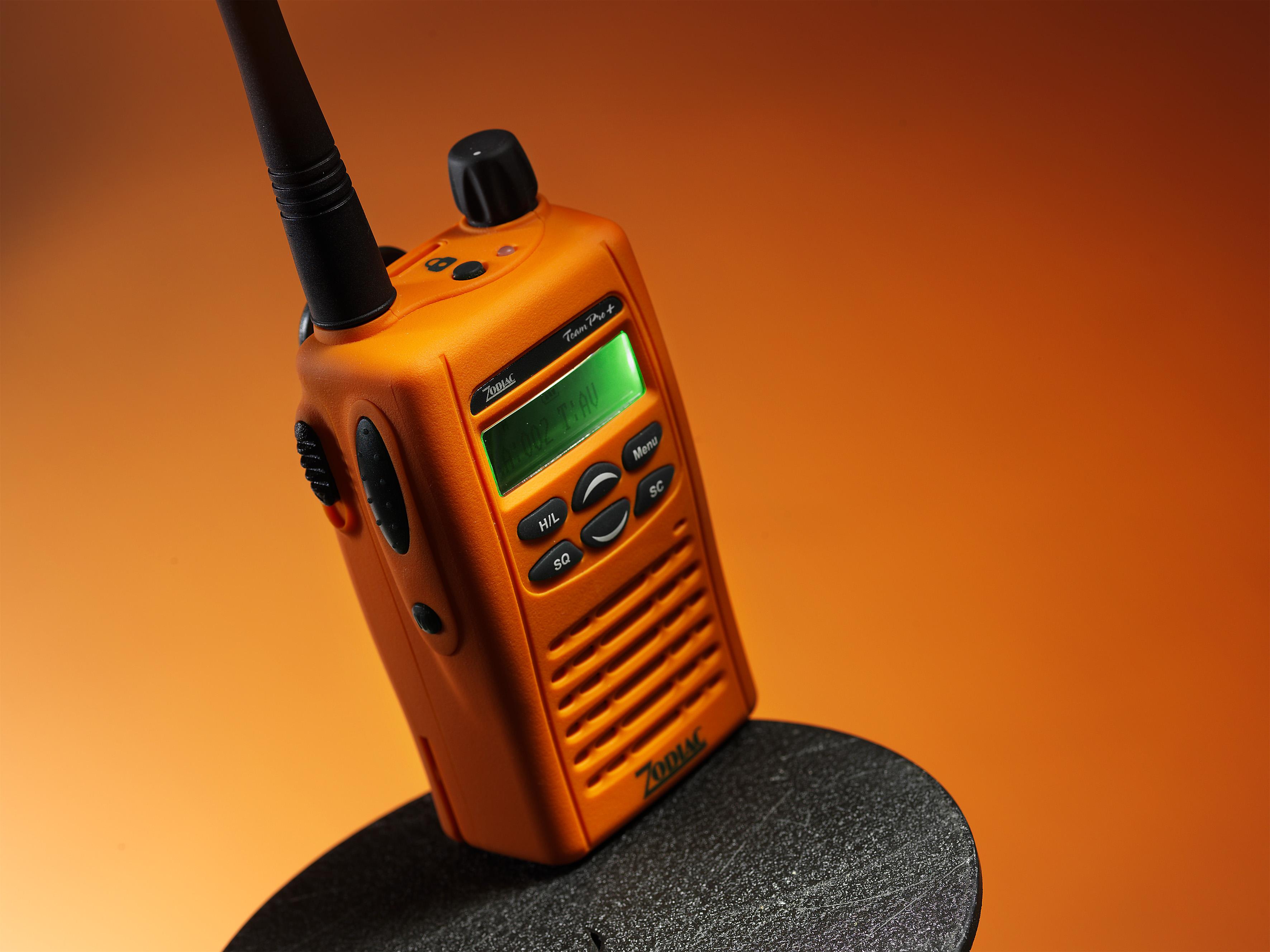 Zodiac TeamPro PLUS 155 MHz REA!