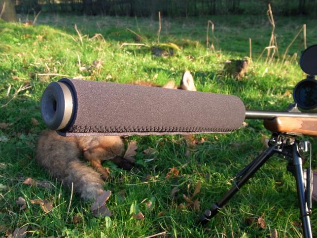 Ljuddämparskydd Neopren