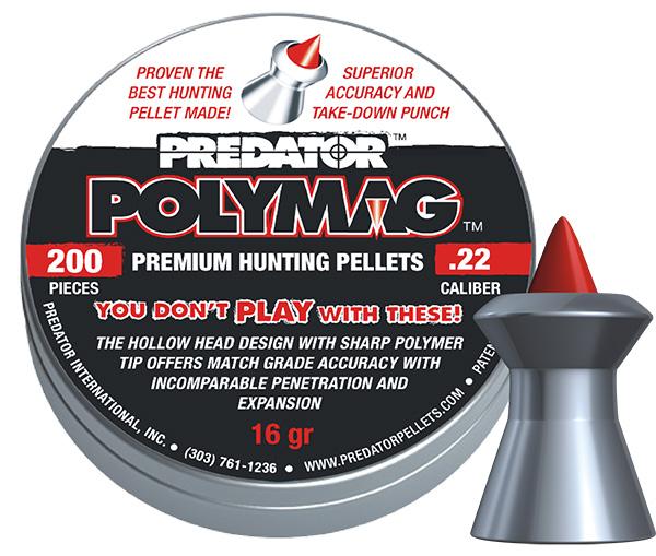 JSB Predator Polymag 5,50mm – 1,030g
