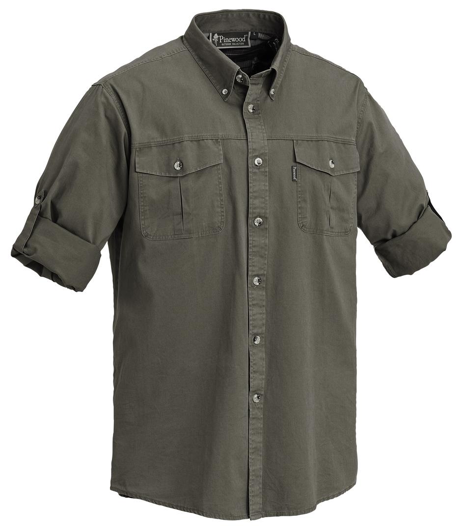 Skjorta Pinewood Safari – Lång ärm