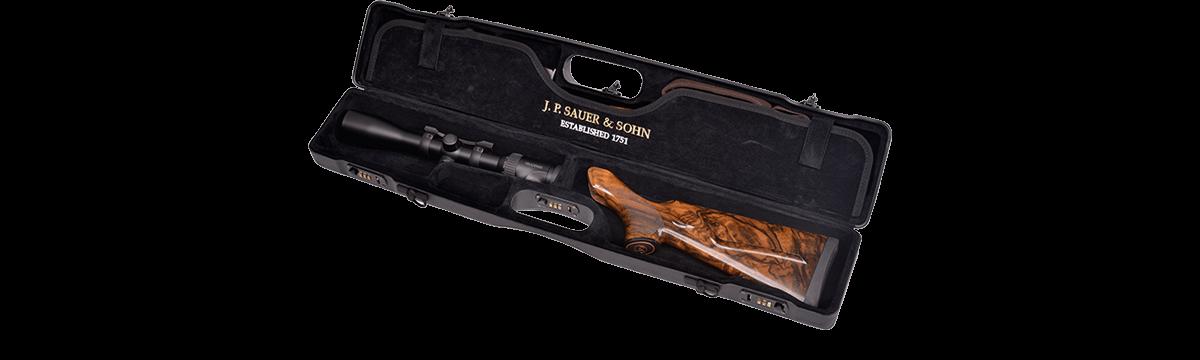 Vapenkoffert Sauer 404 Compact