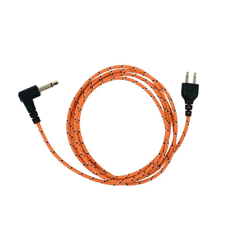 ProEquip Orange FabricLine för Peltor 35mm-125m