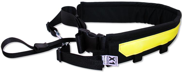 Baggen Softbelt Reflex Gul