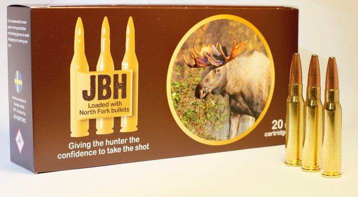 JBH 286gr 9,3x62