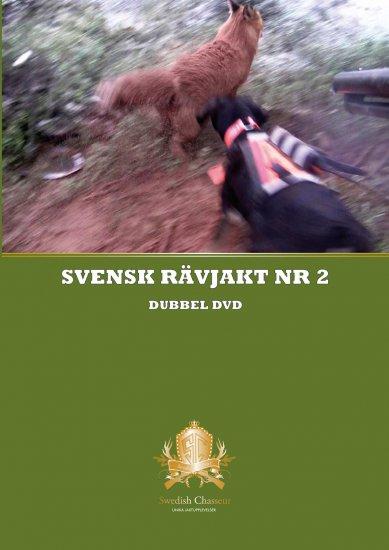 SVENSK RÄVJAKT NR 2 UTFÖRSÄLJNING