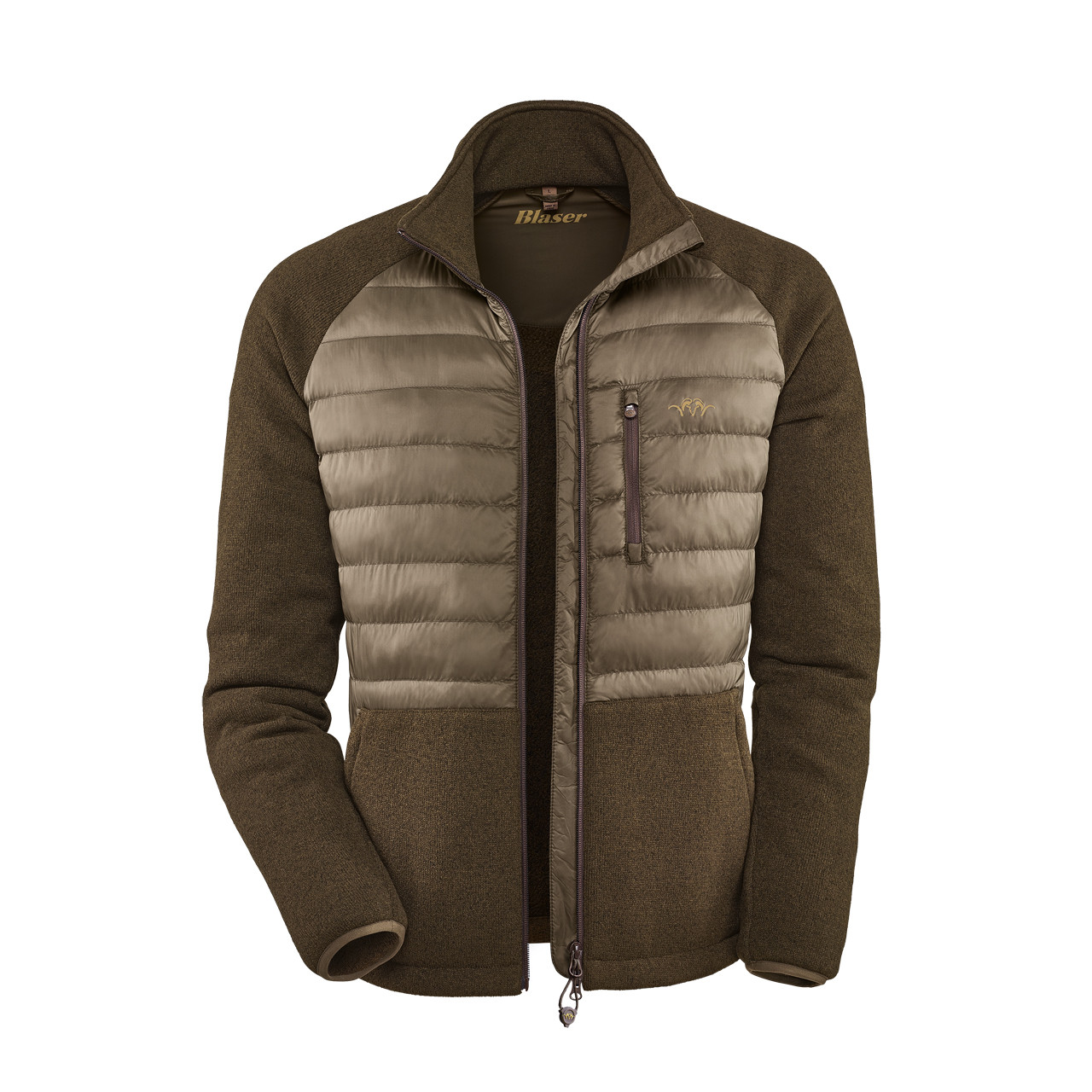 Blaser Hybrid Fleece Jacka  Men´s