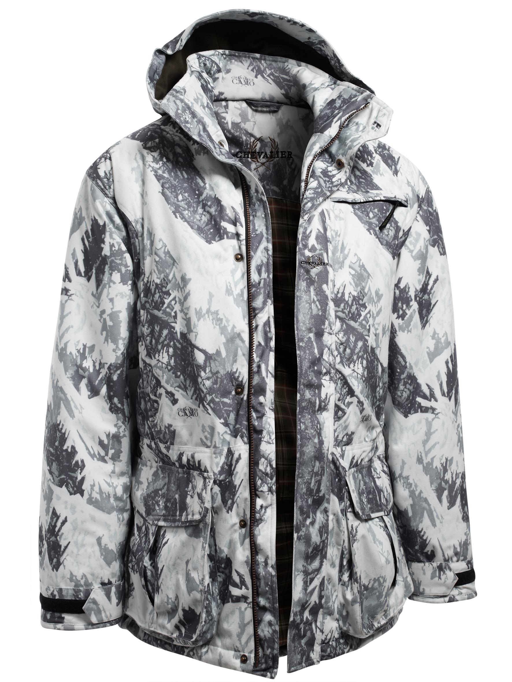 Jacka Chevalier Winter Camo Coat UTFÖRSÄLJNING