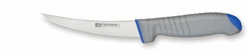 Fischer Urbeningskniv 13cm Styvt Blad