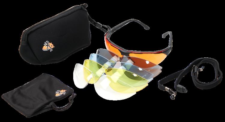 Skytteglasögon Browning Claymasters