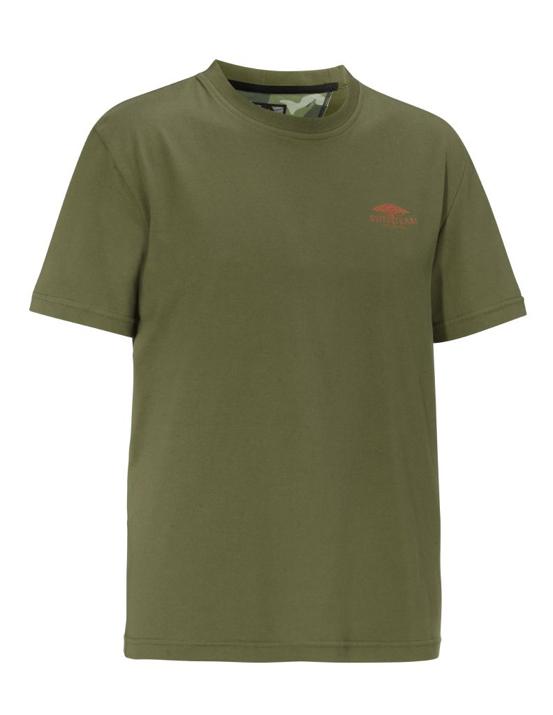 Swedteam T-Shirt Oakes