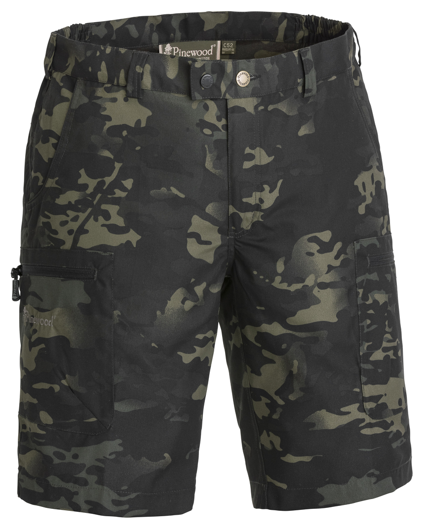 Shorts Pinewood Caribou Camou TC