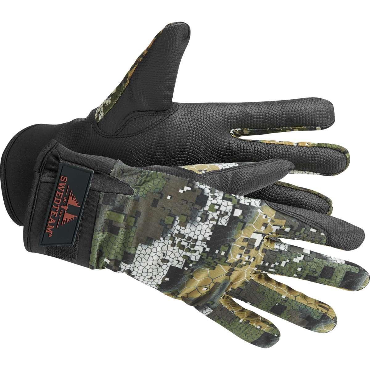 Handske Swedteam Grip M