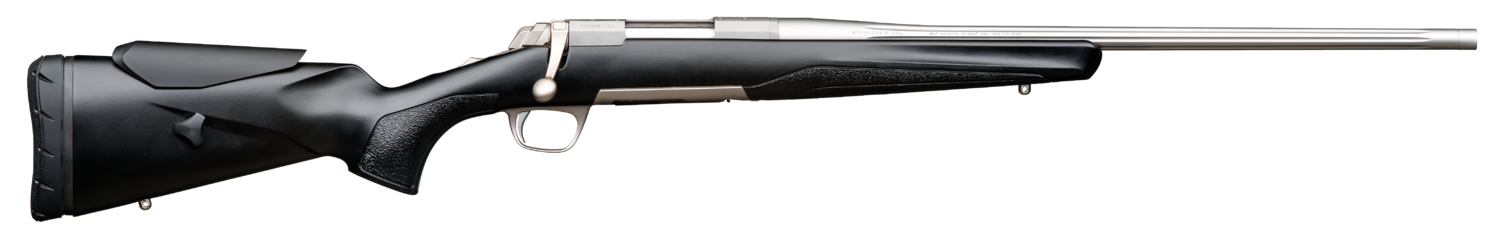 Browning X-Bolt Stainless Fluted adjust Gängad