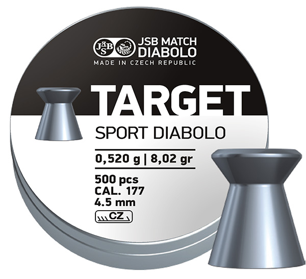 JSB Target Sport 450mm – 0520g