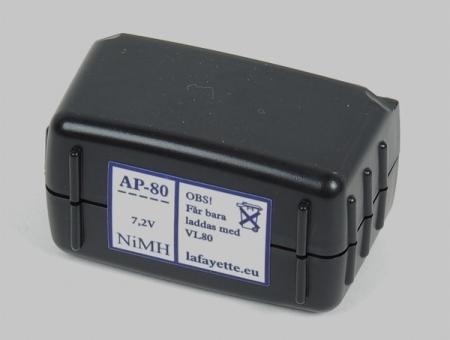 Lafayette Batteri 800mAh Lithium