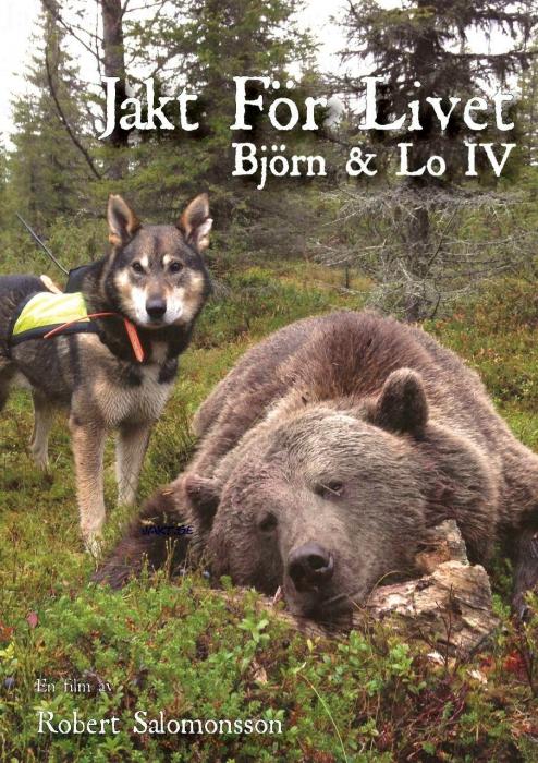 Jakt för livet – Björn & lo IV NYHET OMG LEV!